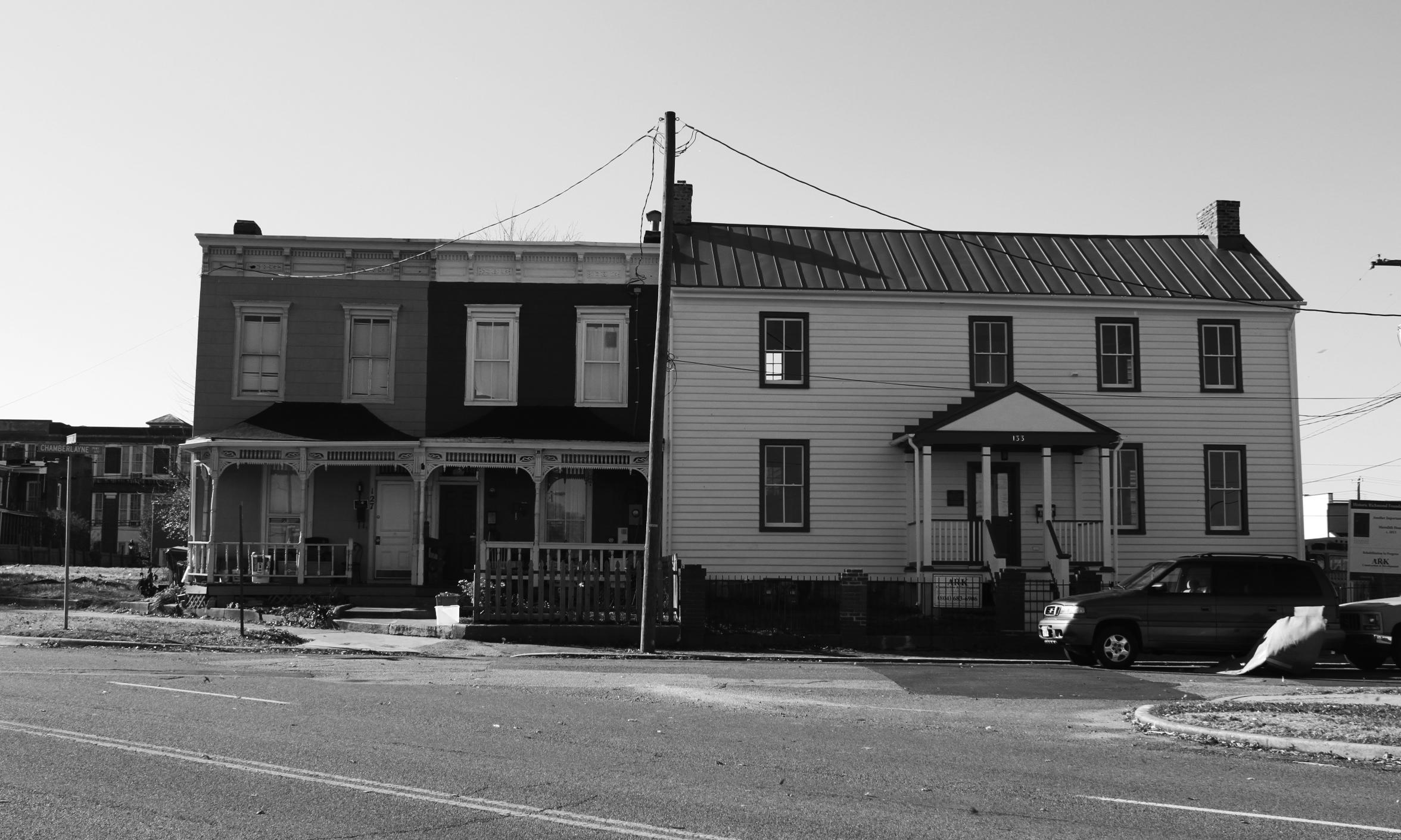 Jackson Ward_Meredith House_133 W Jackson St._after_November 2013 009