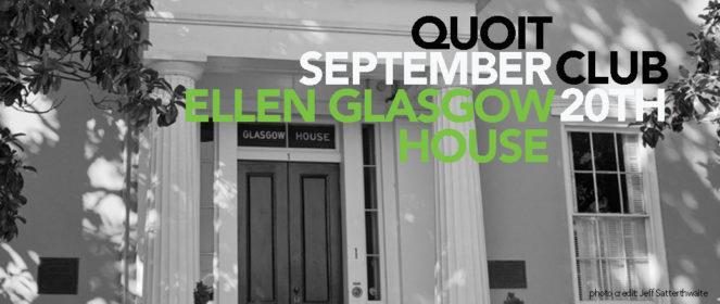 Quoit Club   Ellen Glasgow House   Historic Richmond