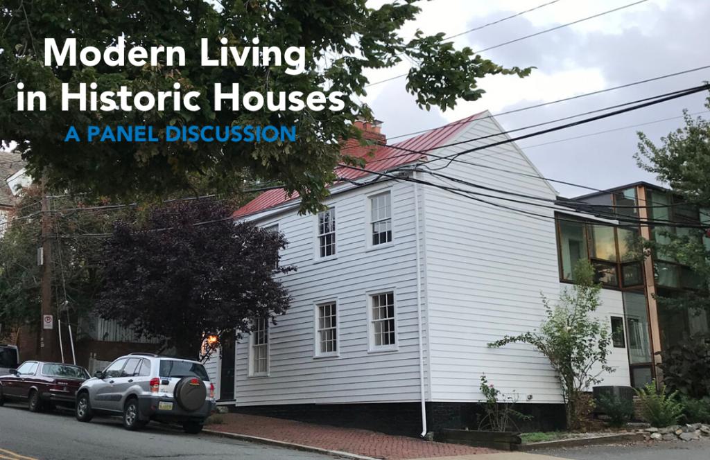 Modern Living in Historic Houses