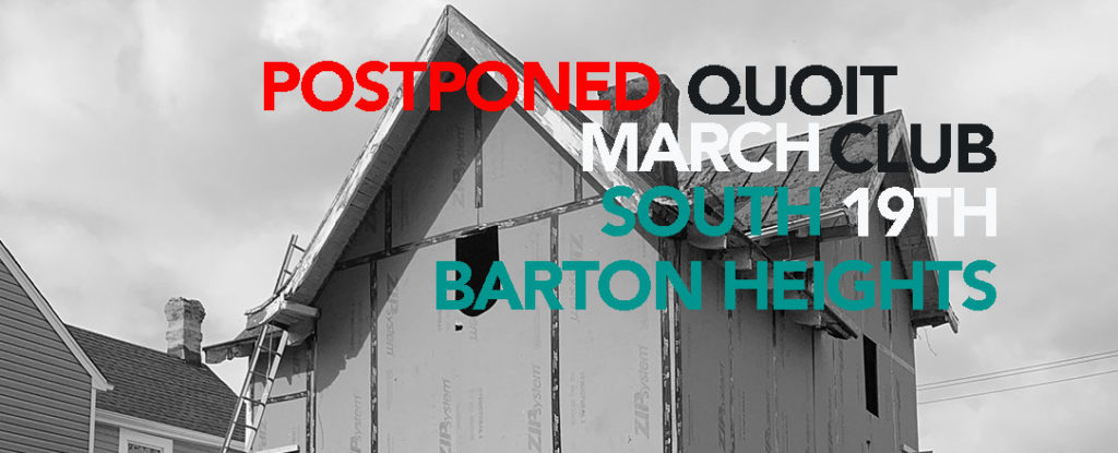 March - SBH Projects-POSTPONED