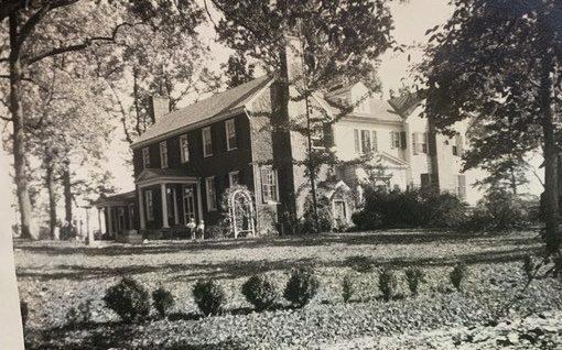 Brookbury 1924 bemiss family