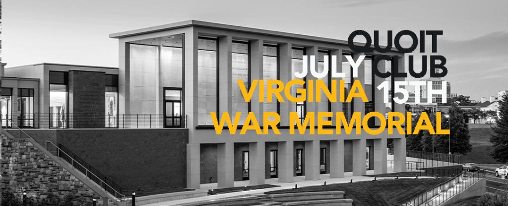 July- VA War Memorial