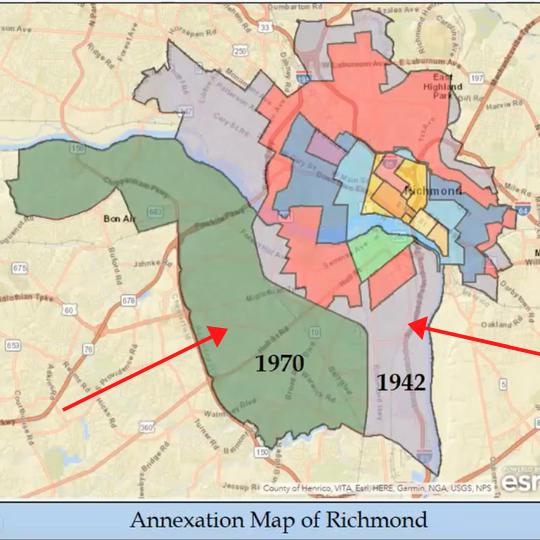 annexation