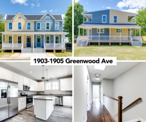 1903-1905 greenwood fb collage