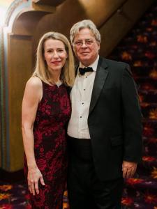 Allison and John Woodward