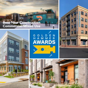 COMMERCIAL best new construction insta collage
