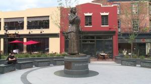 Maggie Lena Walker Memorial Plaza