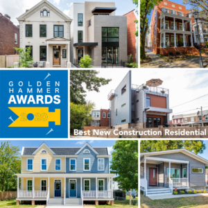 RESIDENTIAL best new construction insta collage