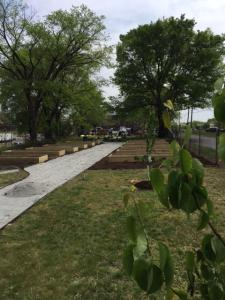 The Garden at Sixth Mount Zion Baptist Church