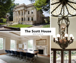 The Scott House collage fb
