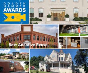 draft collage - best adaptive reuse for facebook