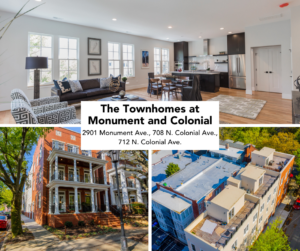 townhomes at monument colonial fb collage